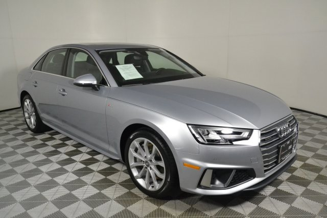 Used 2019 Audi A4 in Lynnwood, WA