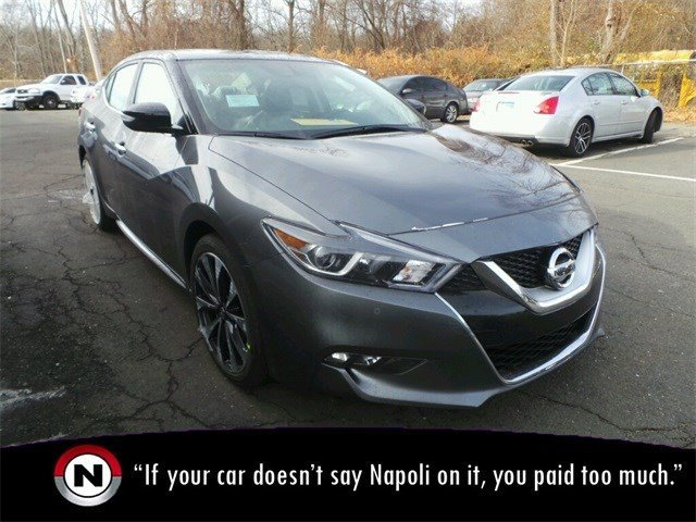 New 2017 Nissan Maxima in Milford, CT