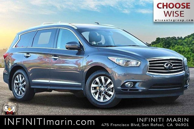 2014 INFINITI QX60 AWD 4dr Premium Unleaded V-6 3.5 L/213 [0]