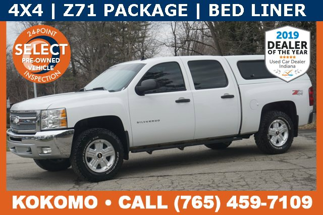 Used 2013 Chevrolet Silverado 1500 in Indianapolis, IN