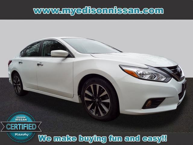 Used 2018 Nissan Altima in Little Falls, NJ