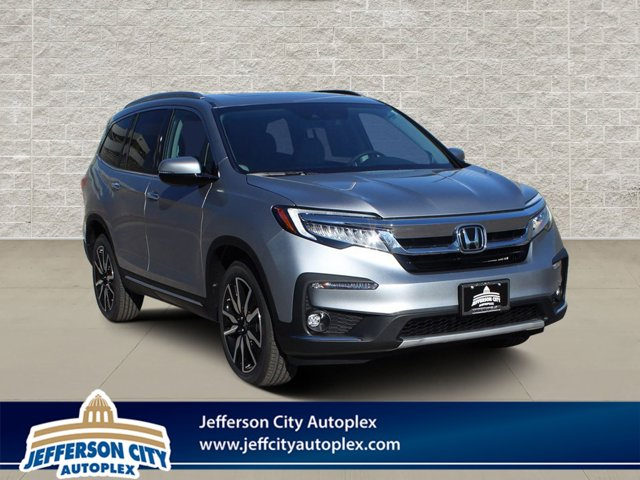 New 2020 Honda Pilot in Jefferson City, MO