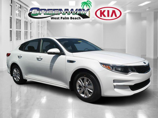 New 2018 KIA Optima in West Palm Beach, FL