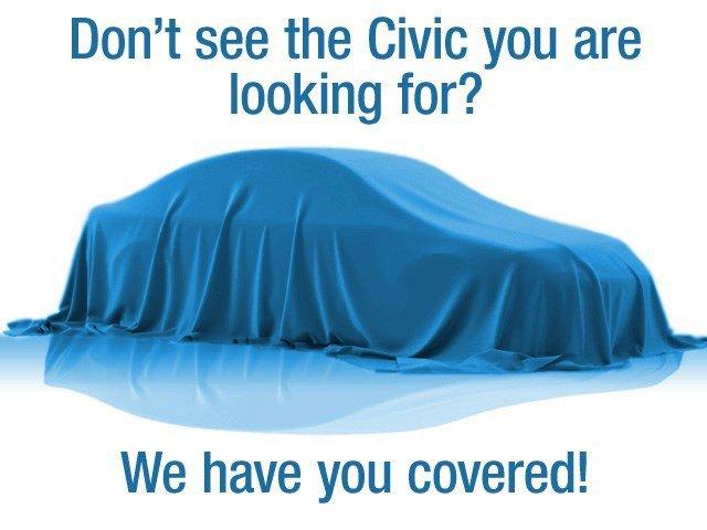 New 2017 Honda Civic of Your Choice