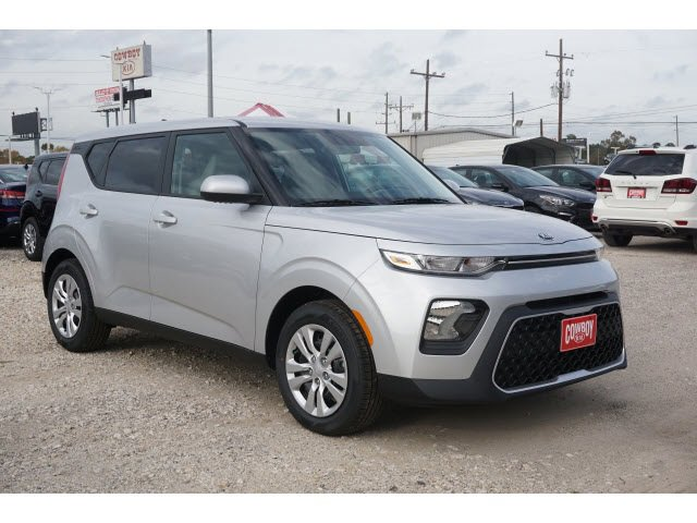 New 2020 KIA Soul in Conroe, TX