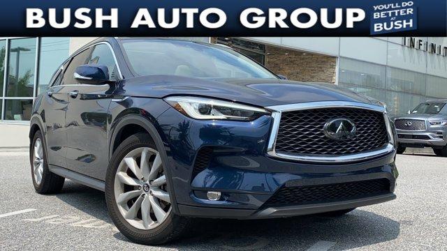 2019 INFINITI QX50 LUXE LUXE AWD Intercooled Turbo Premium Unleaded I-4 2.0 L/121 [2]