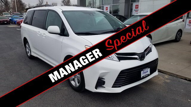 Used 2020 Toyota Sienna in Greeley, CO