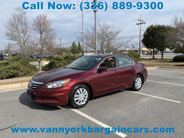 Used 2012 Honda Accord Sedan in High Point, NC