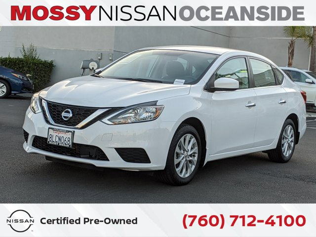 2019 Nissan Sentra SV SV CVT *Ltd Avail* Regular Unleaded I-4 1.8 L/110 [10]
