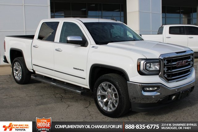 Used 2017 GMC Sierra 1500 in Muskogee, OK