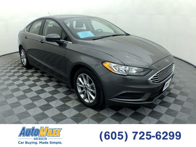 Used 2017 Ford Fusion in Aberdeen, SD