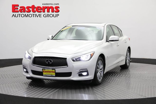 2017 INFINITI Q50 Premium Plus 4dr Car