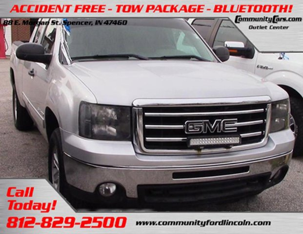 Used 2012 GMC Sierra 1500 in Bloomington, IN