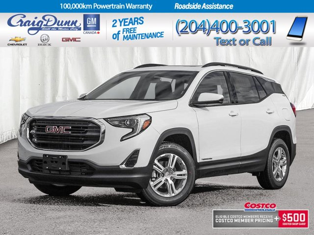 2021 GMC Terrain SLE AWD 4dr SLE Turbocharged Gas/E15 I4 1.5L/92 [2]