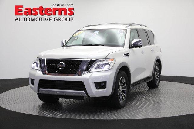 2018 Nissan Armada SL Premium Sport Utility