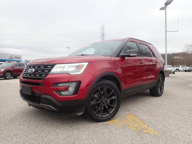 Used 2017 Ford Explorer in Greenwood, IN