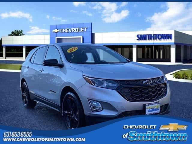 2019 Chevrolet Equinox LT AWD 4dr LT w/2LT Turbocharged Gas I4 2.0L/122 [0]