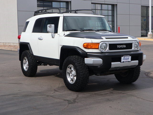 Used 2010 Toyota FJ Cruiser in Laramie, WY