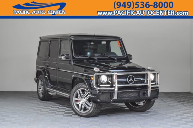 Used 2016 Mercedes-Benz G-Class in Costa Mesa, CA