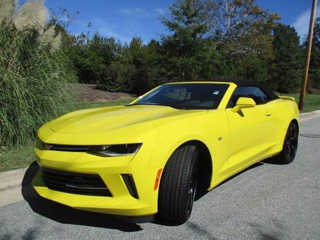 New 2017 Chevrolet Camaro in High Point, NC