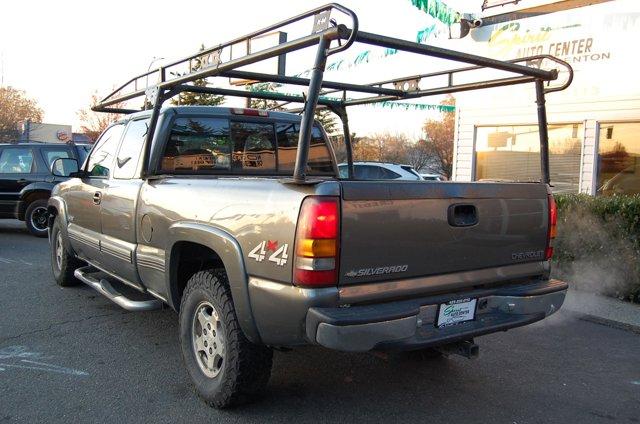 Used 2000 Chevrolet Silverado 1500 3dr Ext Cab 143.5 WB 4WD