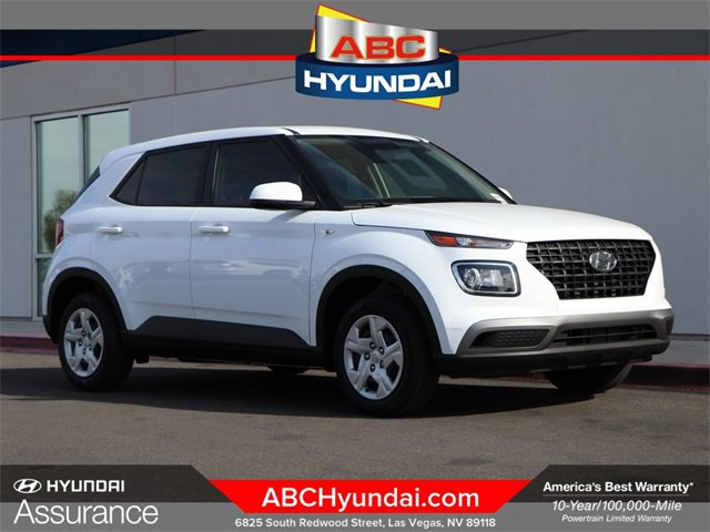 2021 Hyundai Venue SE  Regular Unleaded I-4 1.6 L/98 [36]