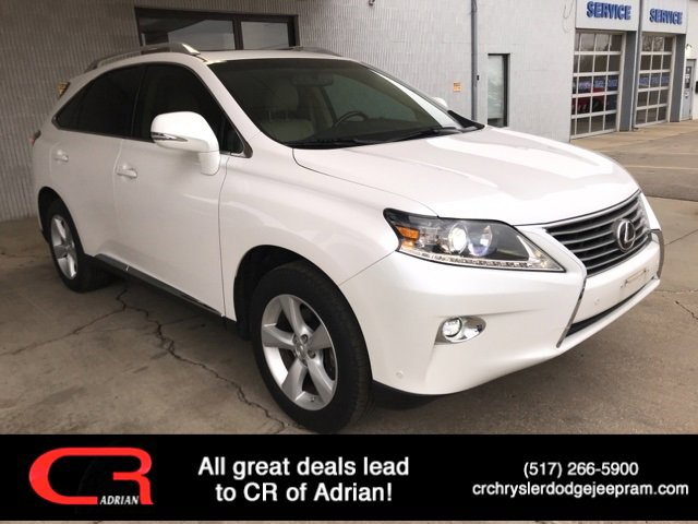 2015 Lexus RX 350 350 All Wheel Drive Power Steering ABS 4-Wheel Disc Brakes Brake Assist Alum
