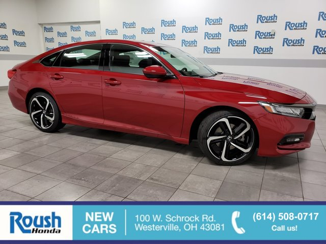 New 2019 Honda Accord Sedan in Westerville, OH