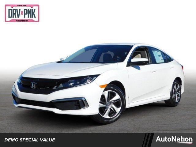 New 2019 Honda Civic Sedan in Las Vegas, NV