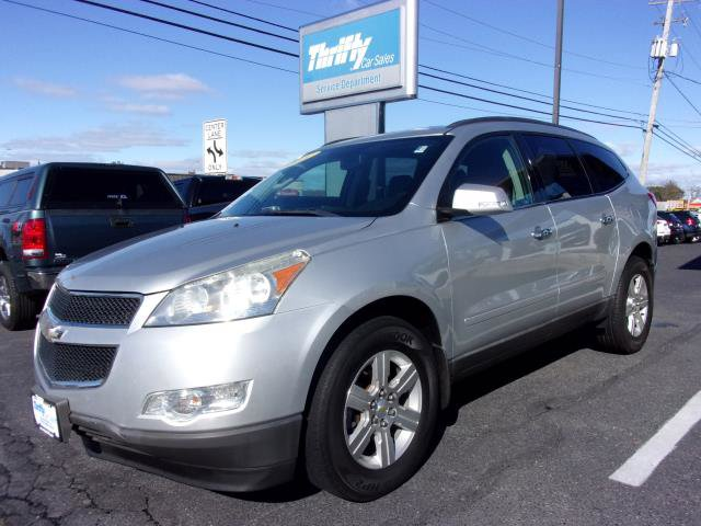 Used 2011 Chevrolet Traverse in Coopersburg, PA