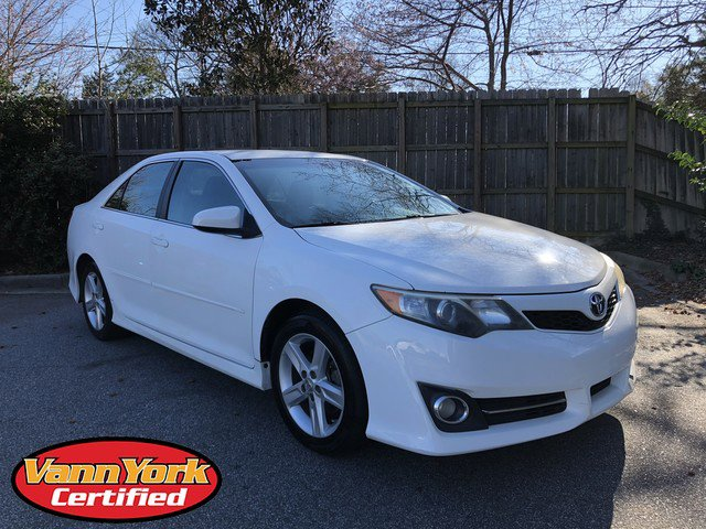 Used 2012 Toyota Camry in High Point, NC