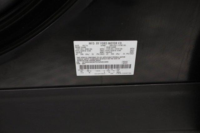 2017 Ford Explorer for sale 125227 31