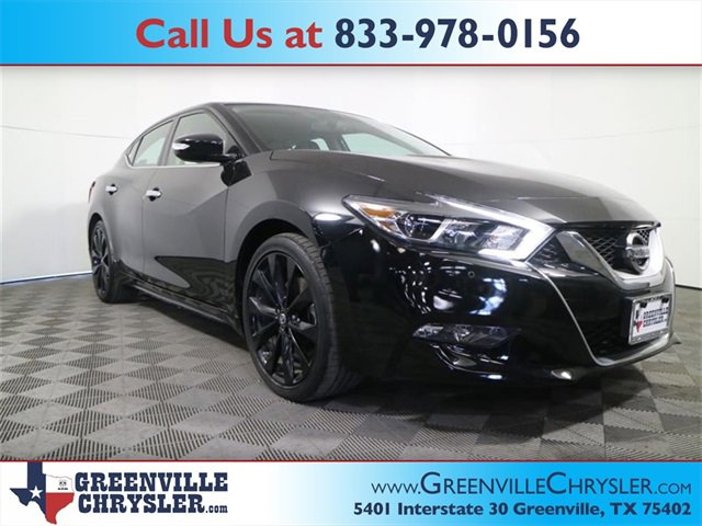 Used 2017 Nissan Maxima in Greenville, TX