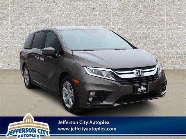 Used 2019 Honda Odyssey in Jefferson City, MO