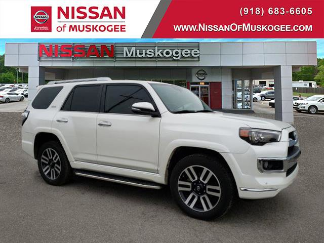 Used 2016 Toyota 4Runner in Muskogee, OK