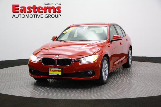 2016 BMW 3 Series for sale 124214 0