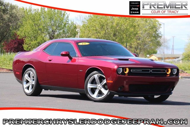 Used 2018 Dodge Challenger in Tracy, CA