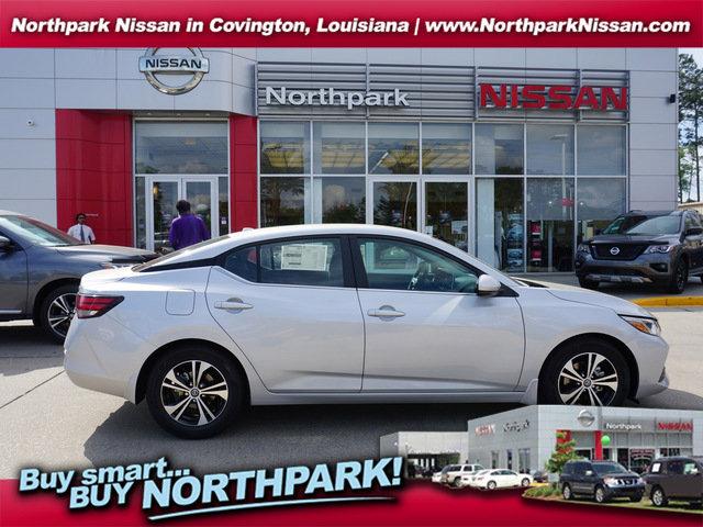 New 2020 Nissan Sentra in Covington, LA