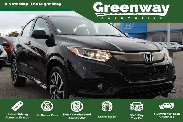 New 2020 Honda HR-V in FLORENCE, AL