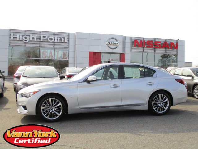 Used 2019 INFINITI Q50 in High Point, NC