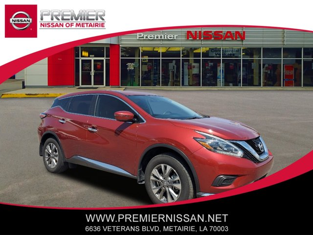 Used 2018 Nissan Murano in Metairie, LA