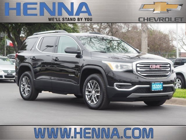 Used 2019 GMC Acadia in Austin, TX