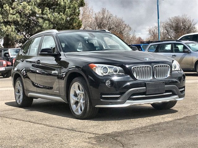 Used 2015 BMW X1 in Fort Collins, CO