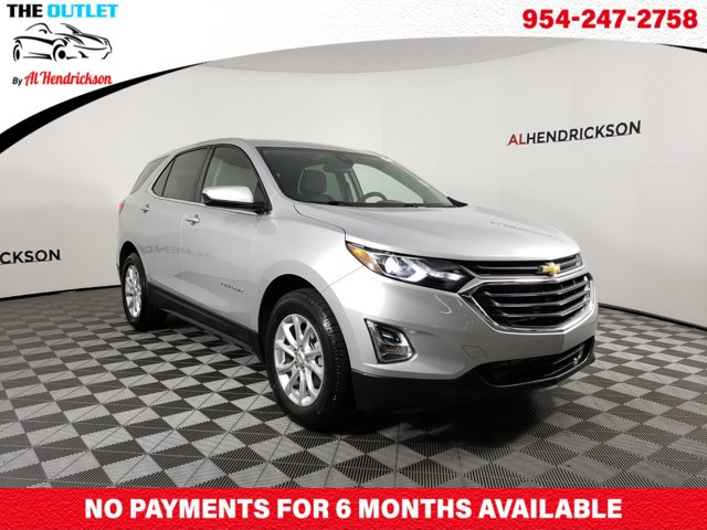 Used 2020 Chevrolet Equinox in Coconut Creek, FL