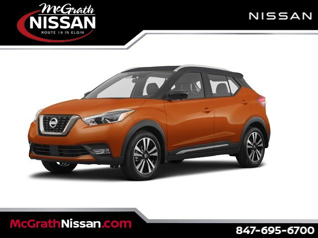 2020 Nissan Kicks SR SR FWD Regular Unleaded I-4 1.6 L/98 [10]