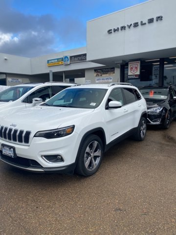 Used 2020 Jeep Cherokee in El Cajon, CA