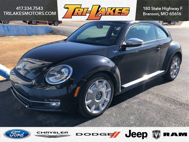 Used 2013 Volkswagen Beetle Coupe in Branson, MO