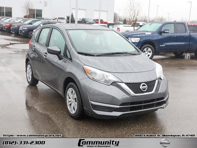 Used 2019 Nissan Versa Note in Bloomington, IN