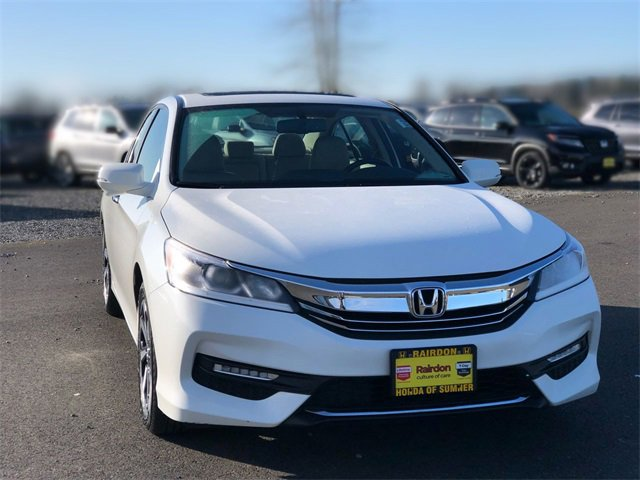 Used 2017 Honda Accord Sedan in Olympia, WA