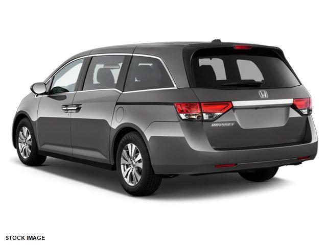 New 2017 Honda Odyssey EX-L Auto